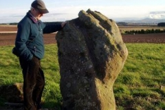 gerry-at-duddo-stone-circle