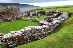 irene-dayer-2nd-sun-on-the-broch-of-gurness