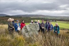 Standing Stone on Drumadoon